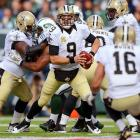 The Saints are one of the favorites to represent the NFC in the Super Bowl, but will they be able to win a big game away from the comforts of the Superdome? Heck, they couldn't even beat the Jets on the road in Week 9. Chances are strong the road to the Meadowlands runs through Seattle. <italics>All stats through Nov. 5</italics>