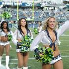 NFL Cheerleaders: Week 9