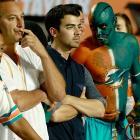 Miami Dolphins vs. Cincinnati Bengals Oct. 31, 2013 at Sun Life Stadium in Miami