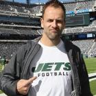 New York Jets vs. New England Patriots Oct. 20, 2013 at MetLife Stadium in East Rutherford, NJ