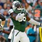 Wilkerson takes over games, such as the Week 7 win over the Pats: five tackles, one sack, and one tackle for loss.