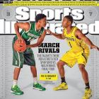 "After a three-year Final Four ""drought"" -- things tend to be relative up in East Lansing -- can Michigan State make it back to college basketball's final weekend? The answer to that may lie with Gary Harris, the returning Big Ten Freshman of the Year. In-state rival Michigan doesn't figure to be too shabby either. The Wolverines return three starters -- Glenn Robinson III, Mitch McGary, and Nik Stauskas -- from last year's years team that came within a half of winning a national championship. See SI's preview issue for more."