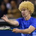 The planet's former No. 1 tennis player, now 54 and as dignified as ever, wigged out after a call by the umpire during his charity match against Kei Nishikori in Tokyo. For more classic McEnroe, click here.