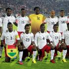 Ghana qualified for the World Cup with a 7-3 aggregate win over Egypt in the playoffs to seize the fourth of five African places available at the finals.