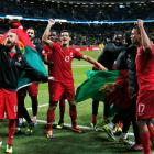 The first leg of Portugal and Sweden's European playoff was hyped to the gills in anticipation of the Cristiano Ronaldo vs. Zlatan Ibrahimovic matchup. However, it was largely a disappointment. Neither Ronaldo nor Ibrahimovic showing much of anything for the vast majority of the match, despite Ronaldo scoring the lone goal. The second leg had no such problems ? Ronaldo and Ibrahimovic combined to score all five goals in the match after halftime, with Ronaldo's hat trick giving Portugal a 3-2 victory and its fourth consecutive World Cup berth.