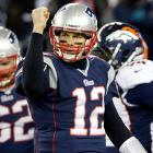 SI.com presents the biggest comeback by franchise in the Super Bowl era, beginning with New England, which was down 24-0 at the half against visiting Denver. But Tom Brady threw three touchdown passes into the teeth of a 22-mph wind in the second half as the Patriots scored 31 points in a row. Peyton Manning's touchdown pass late in the fourth quarter forced overtime, where the Broncos' Tony Carter ran into Ryan Allen's punt after it bounced, Nate Ebner recovered for the Patriots at the Broncos 13-yard line and Stephen Gostkowski kicked a 31-yard field goal with 1:56 left in OT to give New England a 34-31 win.