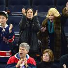 New York Rangers vs. Vancouver Canucks Nov. 17, 2013 at Madison Square Garden in New York