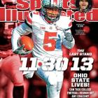 Last Saturday brought one of the most thrilling slates of college football games in recent memory, headlined by Ohio State's dramatic 42-41 win over Michigan. The result added to an already unpredictable 2013 season and suggested that more chaos may be yet to come. Senior writer Andy Staples took stock of all the craziness for the cover story of this week's Sports Illustrated.