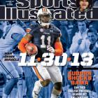Last Saturday brought one of the most thrilling slates of college football games in recent memory, headlined by Auburn's miraculous 34-28 victory over Alabama. The result added to an already unpredictable 2013 season and suggested that more chaos may be yet to come. Senior writer Andy Staples took stock of all the craziness for the cover story of this week's Sports Illustrated.