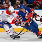 In what has been an otherwise dreary season on Long Island, the 25-year-old winger has been a rare bright spot for the league's most disappointing team. Okposo scored only four goals during the lockout-shortened 48-game campaign, but he produced 10 in his first 34 games this season and is a respectable -5 on a club that has already surrendered 35 more goals than it has scored. -- <italics>Brian Cazeneuve</italics> <bold>The 10 Worst NHL Player Surprises</bold>