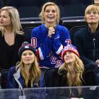 New York Rangers vs. Columbus Blue Jackets Dec. 12, 2013 at Madison Square Garden in New York