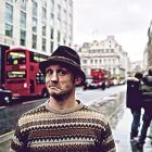 Brad Pickett on the streets of London.