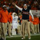 Auburn head coach Gus Malzahn led his team to the BCS National Championship game in his first year at the school.