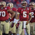 Florida State quarterback and Heisman Trophy recipient Jameis Winston looked to deliver the 'Noles their first national championship victory since the 1999 season.