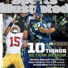Richard Sherman, the talk of the NFL since the NFC title game, appears on one of Sports Illustrated's national covers this week.