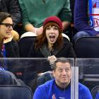 New York Rangers vs. New York Islanders Jan. 21, 2014 at Madison Square Garden in New York
