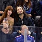 New York Rangers vs. Detroit Red Wings Jan. 16, 2014 at Madison Square Garden in New York