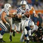 The game marked the first Super Bowl victory for the Colts since they moved to Indianapolis.