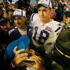 Manning's performance helped Tony Dungy become the first African-American coach to win a Super Bowl in NFL history.