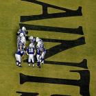After the Saints took a 13-10 lead early in the third quarter, Manning and the Colts responded with a 76-yard touchdown drive. Colts running back Joseph Addai scored a four-yard touchdown, but Manning had put Indianapolis in position to strike, passing for 52 yards on the drive.