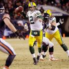 The Packers had won four consecutive games and looked like Super Bowl contenders entering Week 8. Then Aaron Rodgers suffered a broken collarbone and everything came to a screeching halt. The Packers simply weren't the same team without Rodgers. Matt Flynn, Scott Tolzien and Seneca Wallace combined to go 2-4-1 in Rodgers absence. The superstar QB retuned in time for Week 17 and the postseason, but Rodgers' injury sapped the team of its mojo.