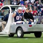 After starting the 2012 season on the PUP list, Gronk returned in Week 7 with a 114-yard performance. In Week 14, Gronk suffered a torn ACL and MCL that ended his season. In seven games, the game-changing tight end caught 39 passes for 592 yards with four TDs. In addition to the devastating knee knee injury, Tom Brady's favorite target has now broken his forearm twice and underwent back surgery since the beginning of the 2012 season.