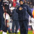 Bill Belichick and Tom Brady had, arguably, their best season together in 2013. No, the Patriots didn't go undefeated or even win the Super Bowl. But the Patriots did a remarkable job of overcoming injuries and made the best out of a revolving door of receivers. Aaron Hernandez is locked up, Rob Gronkowski started only six games and Danny Amendola battled numerous injuries. Prized-rookie Aaron Dobson wasn't healthy for the stretch run, Shane Vereen missed half the season with a broken wrist and Austin Collie was limited to only seven games. The defense was equally diminished. Five-time Pro Bowler and defensive leader Vince Wilfork's season ended in Week 4 with an Achilles' injury and a shoulder injury ended two-time Pro Bowler Jerod Mayo's campaign a few weeks later. What did The Pats do with such limited options? They managed to finish 12-4 with a trip to the AFC title game. Not too shabby.