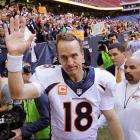 Peyton Manning had a magical regular season, breaking the single-season TD record by throwing 55 scores. Manning surpassed his archrival Tom Brady, who previously set the record with 50 touchdowns in 2007.