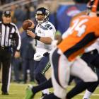 Russell Wilson quarterbacked the Seahawks to a title in just his second year in the league.