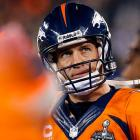 Peyton Manning didn't like what he saw on the scoreboard or on the field. He's now 1-2 in Super Bowl appearances.