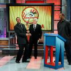 Roughly two months after his team won the 2009 World Series, New York Yankees pitcher C.C. Sabathia lost a game of Yankees trivia to two-time Oscar-winner Denzel Washington on <italics>The Jay Leno Show</italics>.