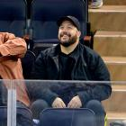 New York Rangers vs. New York Islanders Jan. 31, 2014 at Madison Square Garden in New York
