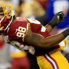 It's possible that Orakpo will receive the franchise tag from the Redskins, but if not, the former first-round draft pick will be one of the best pass rushers available. A three-time Pro Bowler who finished 2013 with 10 sacks, Orakpo has reportedly been in contract discussions with Washington.