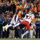 Another key unrestricted free agent for Denver, Rodgers-Cromartie could be a priority for the Broncos this offseason, particularly because Champ Bailey is nearing the end of his career. In his first year in Denver, Rodgers-Cromartie intercepted three passes.
