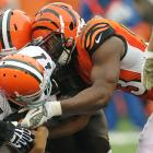 Since Johnson received the franchise tag during the 2013 offseason, it is unlikely that the Bengals will slap him with the tag once again this year. Given Cincinnati's other pass rushers, including Carlos Dunlap and Margus Hunt, Johnson will likely be suiting up elsewhere come training camp.