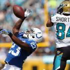 Davis is Indianapolis' best cornerback, a pure cover corner that helped Indianapolis finish the season in the top half of NFL defenses in terms of passing yards allowed. Davis started his career in Miami before he was traded to Indianapolis prior to the 2012 season.