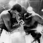 Most boxing fans expected Liston to overpower his challenger, but Clay was more than prepared for Liston's attack. Faster and more agile, Clay avoided Liston's big punches and tied the champion up in close, frustrating him from the opening bell.