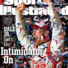 For the first time in a decade, NASCAR's favorite son finished on top of its signature race as Dale Earnhardt Jr. took the checkered flag in the Daytona 500. The victory offered hope of better times for the ever-popular Earnhardt, who won just his third race since 2006. Earnhardt's second win in the Daytona 500 gave him one more than his dad.