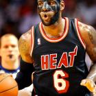 NBA Players In Face Masks