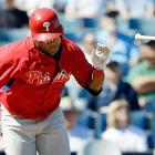 <bold>Old Team: Pittsburgh Pirates </bold>(2013) <bold>New Team: Philadelphia Phillies</bold>