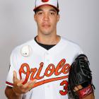 <bold>Old Team: Cleveland Indians </bold>(2011-13) <bold>New Team: Baltimore Orioles</bold>