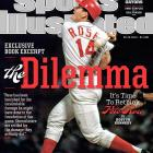 "This week's Sports Illustrated cover is a trip back in time. Pete Rose, the all-time MLB hits leader and one of the most polarizing figures in the sport's history, graces the cover of the March 10 issue. The reason for Charlie Hustle's stint on the cover? The upcoming release of Kostya Kennedy's Rose biography, ""Pete Rose: An American Dilemma."" In his book, Kennedy provides a detailed look back at Rose's life, as well as a portrait of the Hit King in retirement, and re-evaluates Rose's lifetime ban from baseball for gambling."