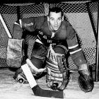 One of the greatest netminders of all time and the man who famously popularized the use of the goalie mask was 34 when the Rangers acquired him from Montreal in a multi-player trade in June 1963. Plante's achievements with the Canadiens included six Vezina trophies, a Hart, and six Stanley Cups. With the Rangers, he was saddled with losing records and career-high GAAs during his two seasons playing for a team that did not see the postseason. He retired in 1965, but returned to the NHL with expansion St. Louis three years later, twice helping the Blues reach the Cup final and winning one more Vezina before retiring for good in 1975 at age 46. <bold>Notable Rangers during Plante's tenure: </bold>Rod Gilbert, Jean Ratelle, Dick Duff, Doug Harvey