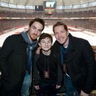 NHL Heritage Classic Vancouver Canucks vs. Ottawa Senators March 2, 2014 at BC Place in Vancouver
