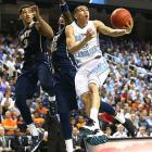 Leading Scorer: Marcus Paige (17.1 ppg, pictured) Leading Rebounder:<bold> </bold> James Michael McAdoo (6.6 rpg.) <bold>Leading Passer:</bold> Marcus Paige (4.5 apg.) Bad Losses: Belmont, @ UAB, @ Wake Forest, Miami Good Wins: Louisville, @ Michigan State, Kentucky, Duke