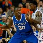 Leading Scorer: Julius Randle (15.3 ppg., pictured) Leading Rebounder: Julius Randle (10.6 rpg.) Leading Passer: Andrew Harrison (3.8 apg.) Bad Losses: South Carolina Good Wins: Louisville, Tennessee