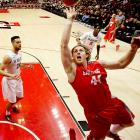 Leading Scorer: Cameron Bairstow (20.3 ppg., pictured) Leading Rebounder: Alex Kirk (8.7 rpg.) Leading Passer: Kendall Williams (4.9 apg.) Bad Losses: Kansas, San Diego State Good Wins: Cincinnati, New Mexico State, San Diego State