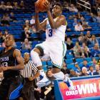 Leading Scorer: Jordan Adams (17.2 ppg., pictured) Leading Rebounder: Kyle Anderson (8.8 rpg.) Leading Passer: Kyle Anderson (6.6 apg.) Bad Losses: Washington State, Oregon State Good Wins: Arizona, California, Oregon