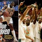 Its talent was so abundant (11 Wildcats would play in the NBA) that coach Rick Pitino dubbed his team the Professionals. Winning a title seemed preordained. After outscoring their first five tournament opponents by an average of 24.0 points, senior guard Tony Delk tied a championship-game record with seven threes against Syracuse, and sophomore forward Antoine Walker added 11 points and nine rebounds to help inspire the team's enduring moniker: the Untouchables.