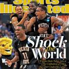After winning their first three games by a combined 38 points, the Shockers entered the West Regional finals against No. 2 seed Ohio State as an underdog on paper only. Led by seniors Malcolm Armstead and Carl Hall, WSU played with swagger, emerging with a 70-66 victory and the school's first Final Four berth since 1965.